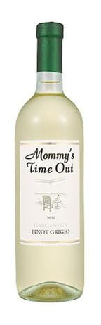 Mommy's Time Out Garganega Pinot Grigio